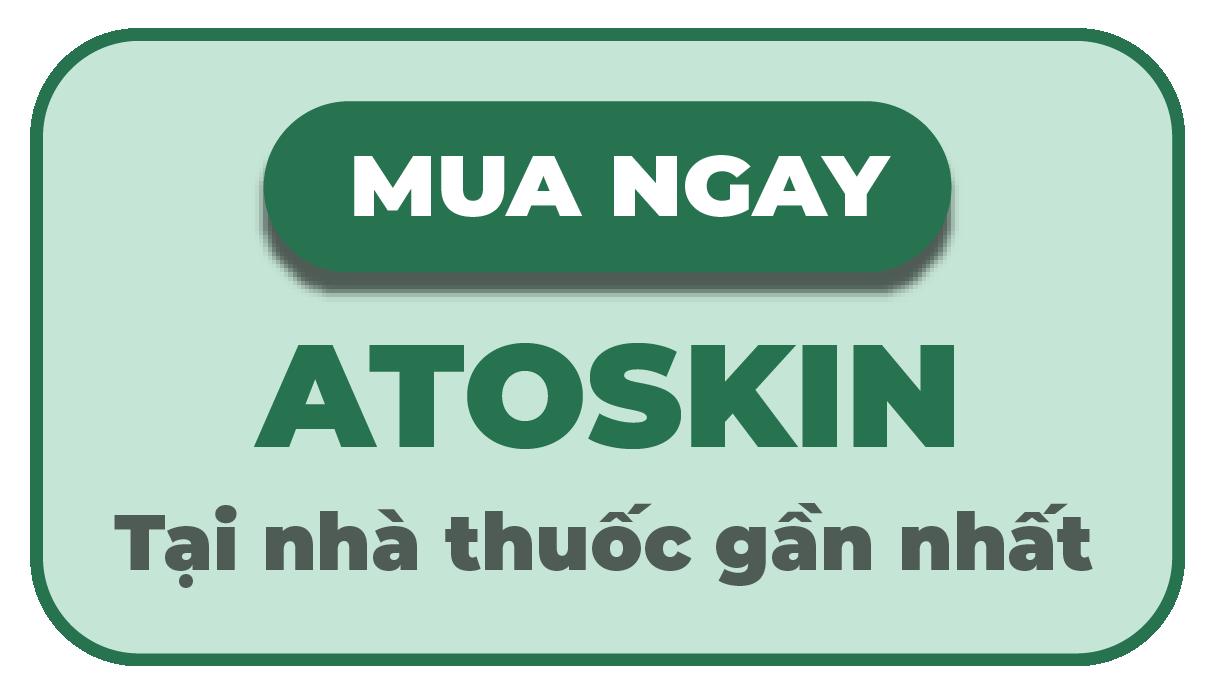 Atoskin là giải pháp dành cho người viêm da cơ địa, chàm, tổ đỉa, á sừng