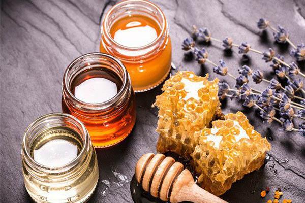 mật ong chữa viêm da cơ địa