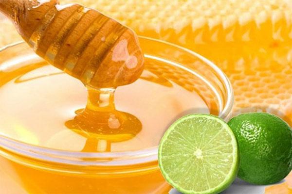chữa chàm nang lông bằng mật ong