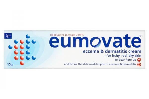 Thuốc trị chàm Eumovate