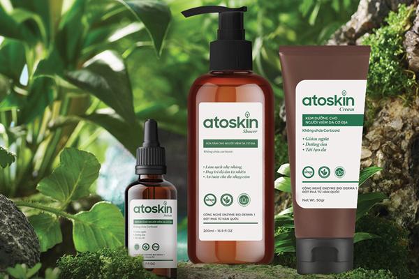Bộ sản phẩm Atoskin