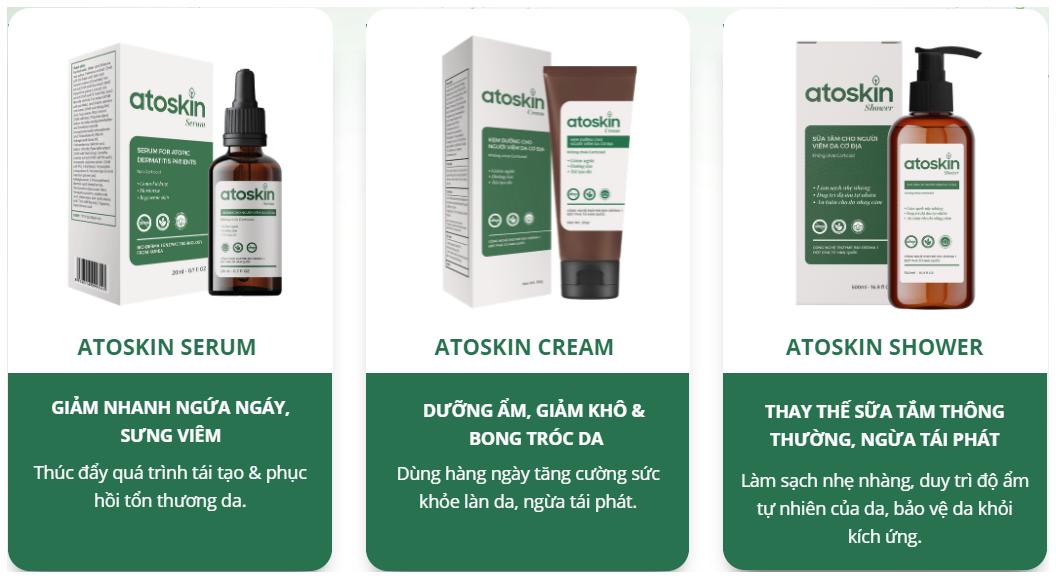 Thông tin sản phẩm Atoskin