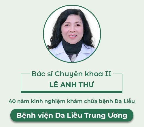 Bác sĩ Lê Anh Thư chia sẻ về bệnh viêm da cơ địa